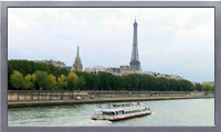Royalty Free HD Paris footage video clip